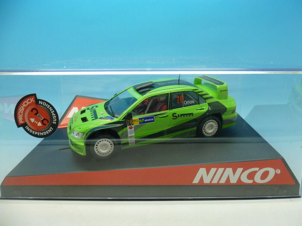 Ninco 50436 Mitsubishi Lancer Simm, mint unused