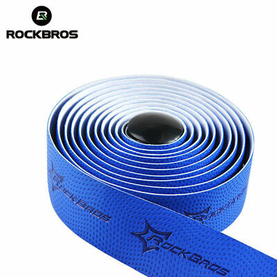 RockBros Cycling Road Cork EVA Bent Bar Handlebar Tape Belt Bicycle Bartape