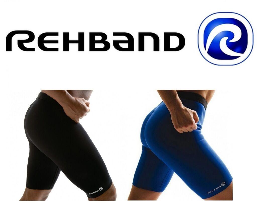 Rehband 7981 Warm Hosen Kompression Thermal Shorts Crossfit Gewichtheben