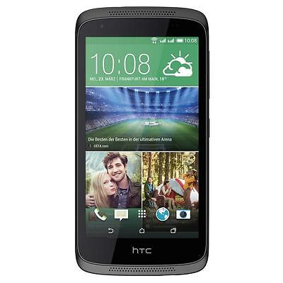 HTC Desire 526G Stealth Black, Smartphone, Android, 8 GB, 4,7 Zoll