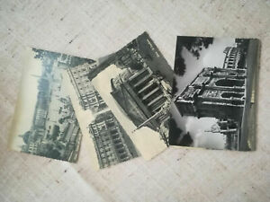 Rom, Olympiade 1960, Ansichtskarten - Rome 1960, postcards and fotos