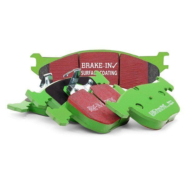 EBC Brakes DP61792 6000 Series Greenstuff Truck and SUV Brake Pad