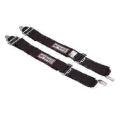 """RJS Safety 16003101 3/"""" Bolt-On Shoulder Harness Black"""