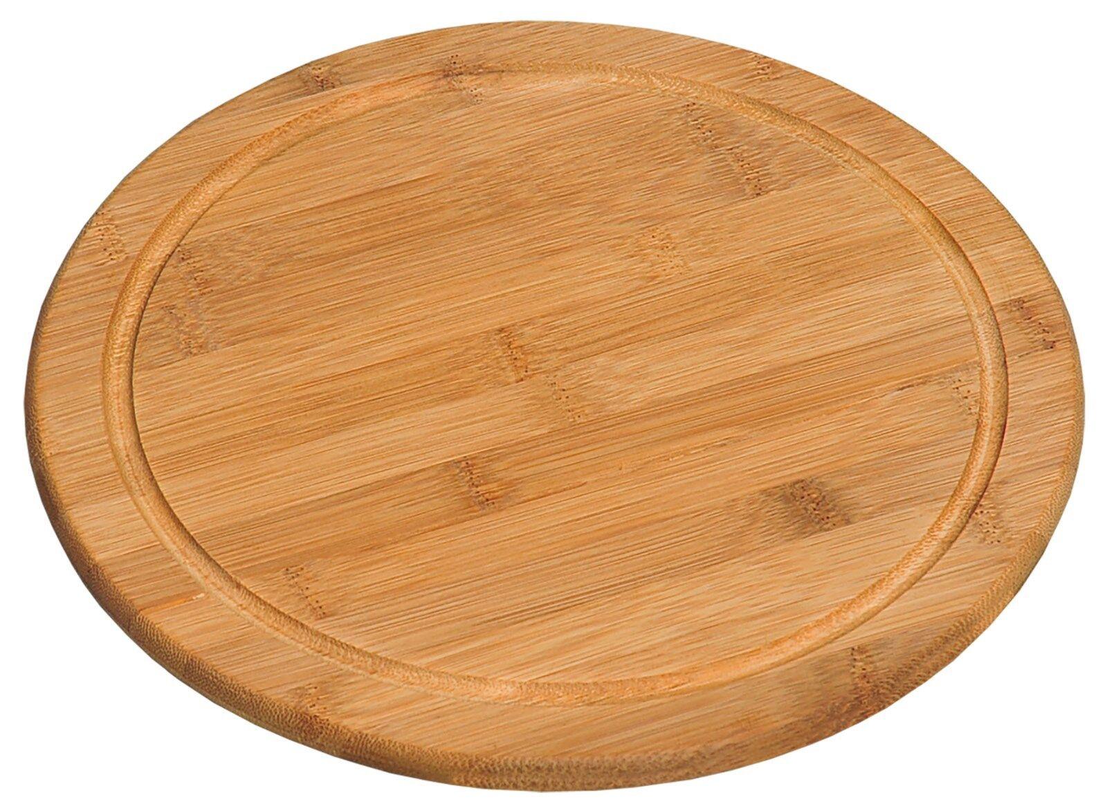 Kesper Vesperteller Maße  ø 25 cm   Stärke Stärke Stärke  1,3 cm  Bambus Fleischteller   58442   Bekannt für seine schöne Qualität  ddf984