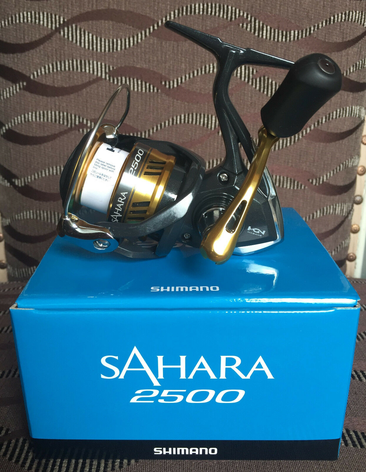 Shimano Sahara 2500 fi spinnrolle