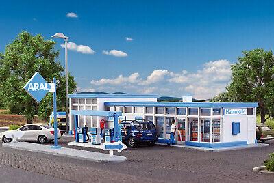 OVP Vollmer H0 45156 ARAL-Tankstelle NEU
