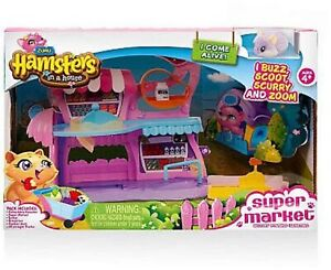 Zuru-Hamsters-In-A-House-Supermarket-Set-Ages-4-New-Toy-Play-Grossery-Fruit
