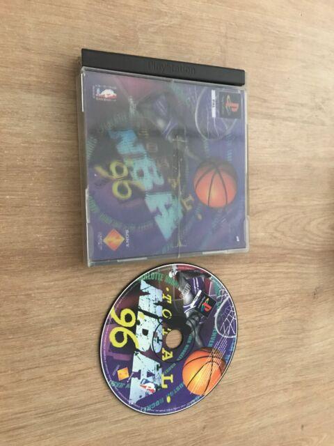 Total NBA '96 - Jeu PS1