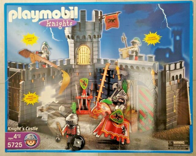New Playmobil 5725 - Knights Castle