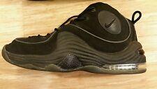 Nike Men's Air Penny II 2 LE Retro Black Basketball Shoe Size 12 Hardaway