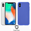 Ultra-Thin-Dirtproof-Silicone-Rubber-Full-Cover-Case-Skin-for-iPhone-X-XS-7-8 miniatuur 3