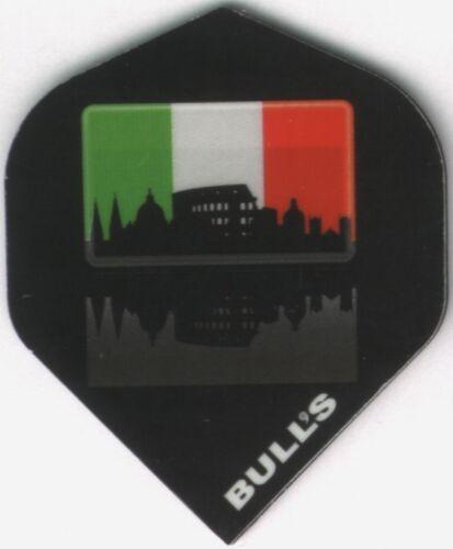 Italian Skyline Dart Flights 3 per set