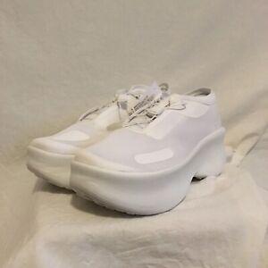 Comme Des Garcons x Salomon Sense Feel US Men's 8.5 (W 10) White New Authentic