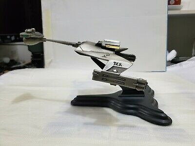 Franklin Mint Star Trek Galor Class Cardassian Warship