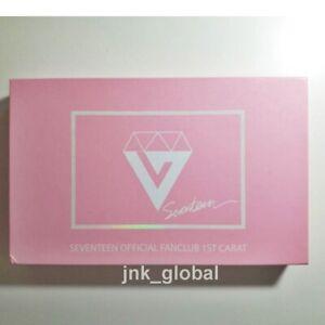 Seventeen-Official-1st-Carat-Membership-Fan-Kit-Full-Package-Set-Free-Track