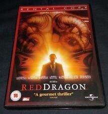 Red Dragon (DVD, 2003) Anthony Hopkins,Edward Norton,Ralph Fiennes,Harvey Kietel