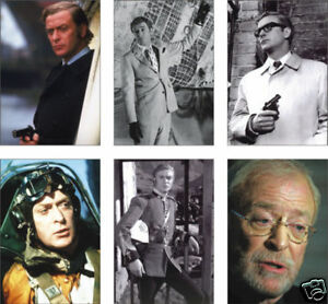 Michael-Caine-Legend-POSTCARD-Set-Zulu-Alfie