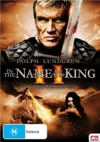 1 of 1 - In The Name Of The King II - Two Worlds (DVD, 2012) ACTION [Region 4] NEW/SEALED