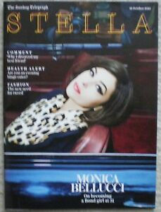 Monica Bellucci  Stella magazine  18 October 2015 - <span itemprop='availableAtOrFrom'>Northolt, Middlesex, United Kingdom</span> - Monica Bellucci  Stella magazine  18 October 2015 - Northolt, Middlesex, United Kingdom