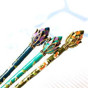 Hot-Traditional-Style-Chinese-Women-Hair-Stick-Hairpin-Hair-Making-with-Lotus