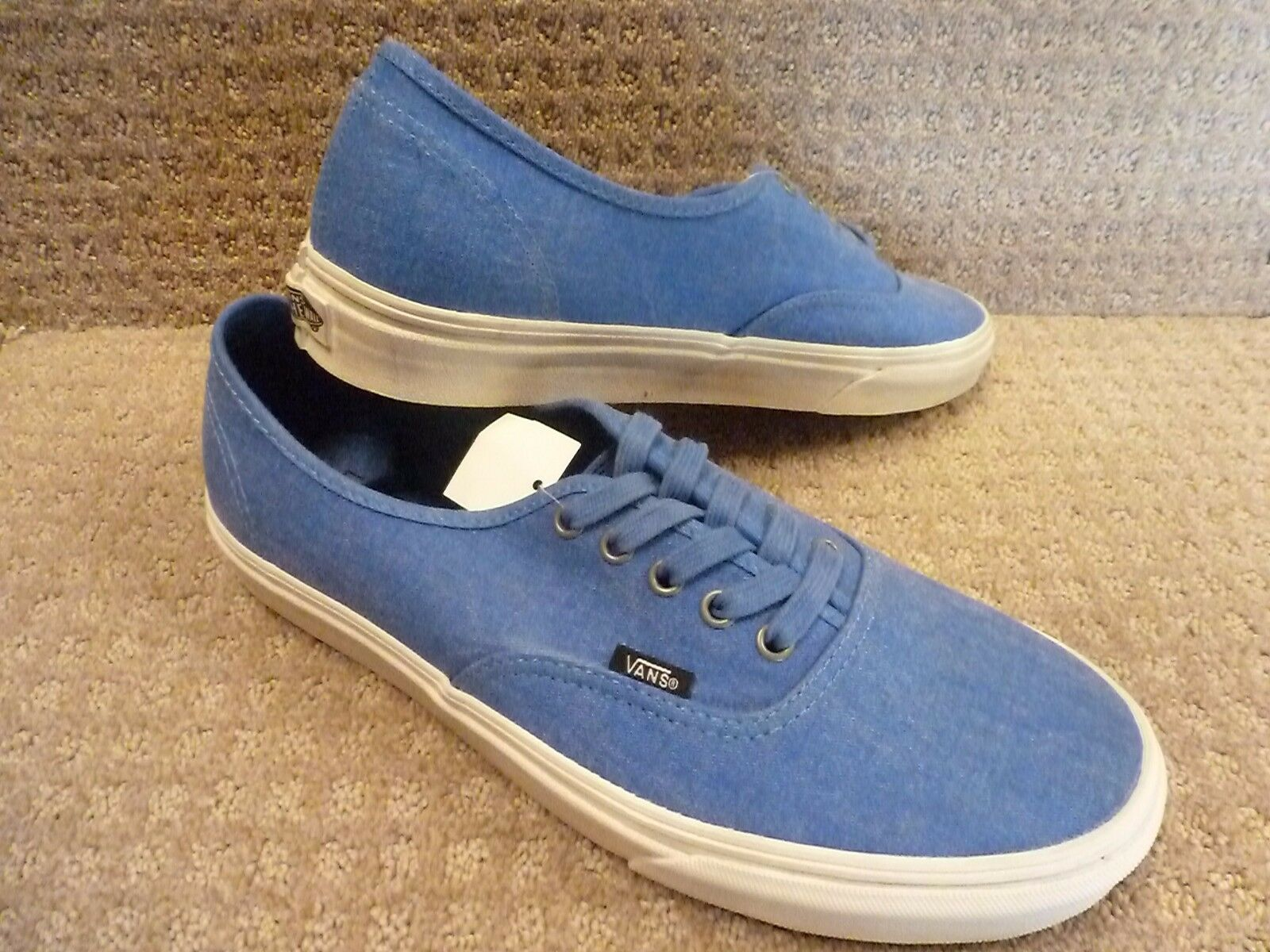 Vans Men's Shoe's NautclBl/TWht