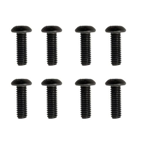 FTX Button Head Hex Screw M4 X 10Mm FTX9652