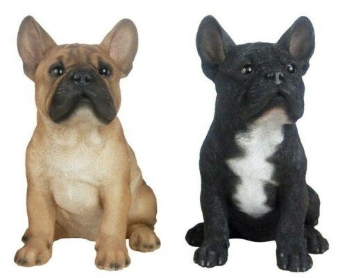 Esschert Garten Figur Französische Bulldogge 2 Modelle Frost+UV-Fest  37000227