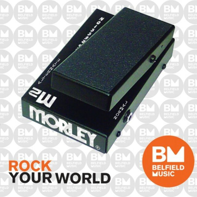 Morley M2 Mini Expression Pedal - Brand New - Belfield Music