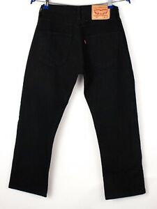 Levi's Strauss & Co Hommes 501 Jeans Jambe Droite Taille W28 L26 AVZ1260