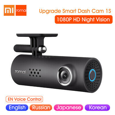 Global Version Xiaomi 70MAI Smart Dash Cam 130 Degree 1080P WiFi Car DVR WiFi