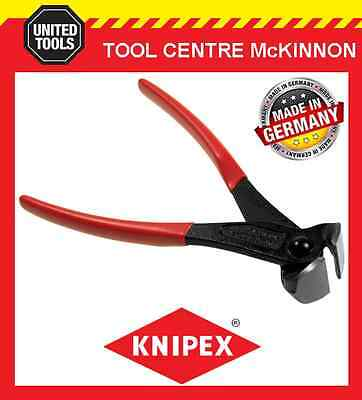 Knipex 160mm End Nipper or Cutting Nippers//Pliers 68 01 160