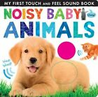 Noisy Baby Animals by Little Tiger Press Group (Novelty book, 2016)