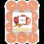24x-ou-18-x-Bougies-chauffe-plats-4-heures-d-039-utilisation-Parfum-au-Choix miniature 2