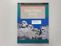 Pacemaker Fearon's United States History Workbook Isbn 0822469928
