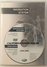 2009 Land Rover Range Rover Sport SE & HSE Navigation DVD Map U.S Canada 100%OEM