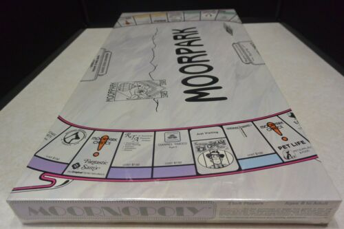 Moornopoly Moorpark Hometown Games Family Board Game NEW//Sealed