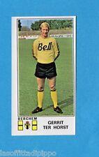 BELGIO-FOOTBALL 76-PANINI-Figurina n.66- TER HORST - BERCHEM -Rec