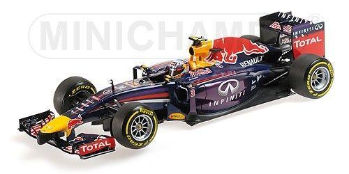 1 18 Minichamps - 2014 Infiniti Red Bull RB10 - Daniel Ricciardo