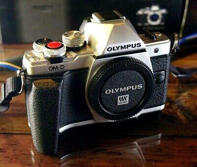 Olympus ECG-3 Cámara Agarre Para Olympus E-M10 Mark-II