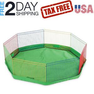 Best-Pet-Big-Guinea-Pig-Rabbit-Cage-Kit-Mall-Animal-Rodent-Gate-Barrier-Playpen