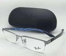 2e6464d571 item 7 New RAY-BAN Rx-able TECH SERIES Eyeglasses RB 8412 2502 Gunmetal   Carbon  Fiber -New RAY-BAN Rx-able TECH SERIES Eyeglasses RB 8412 2502 Gunmetal ...
