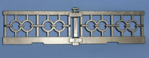 Playmobil Victorian Mansion Railing x 2 /& Connector  for 5300 5301 5305 /& 4297
