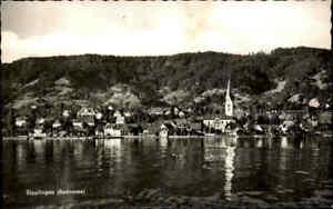 SIPPLINGEN am Bodensee ~1960 Teilansicht Postkarte Ansichtskarte ungelaufen