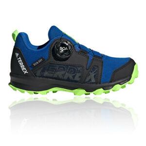 adidas Boys Terrex Agravic BOA R.RDY Trail Running Shoes Trainers | eBay