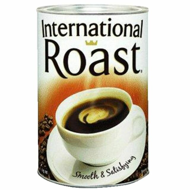 Nestle International Roast Instant Coffee 1kg