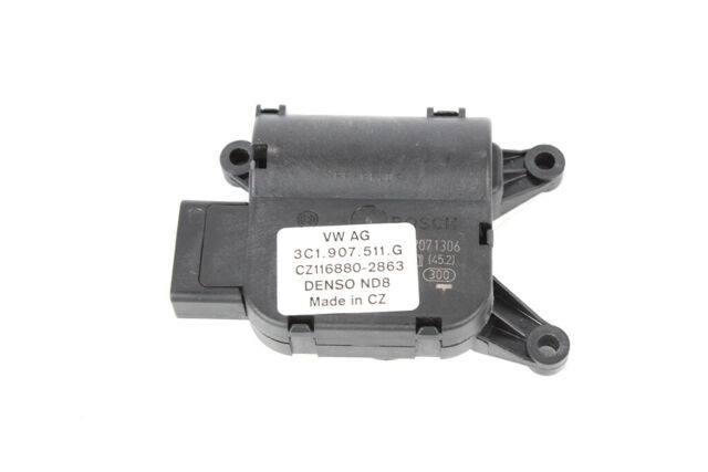 Stellmotor Klima VW Passat 3C Heizung Klimaanlage 3C0907511A