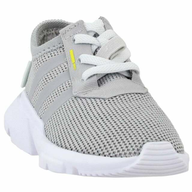 adidas Pod-S3.1 El  Infant Boys  Sneakers Shoes Casual   - Grey - Size 6 M