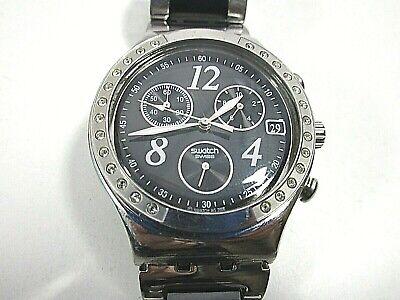 Montre SWATCH IRONY SWISS AG 2006 chrono et dateur 4 jewels | eBay