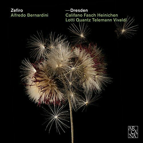 Zefiro - Dresden [CD]