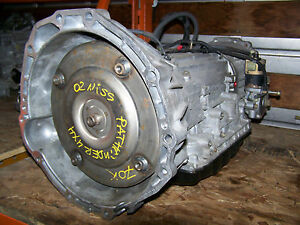 2001 2002 Nissan Pathfinder 3 5 Automatic Transmission W Elect Shift